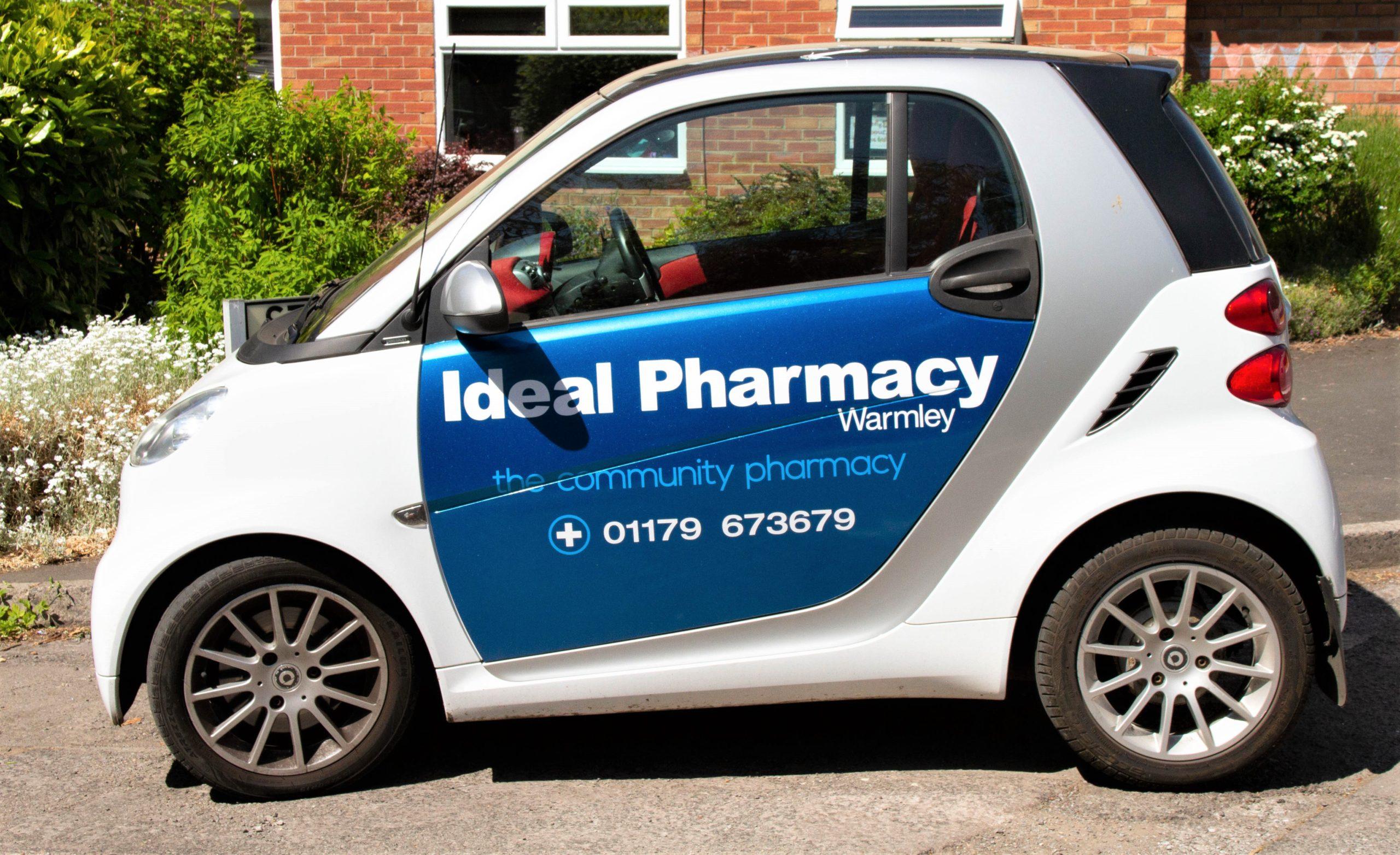 Ideal Pharmacy Smart Car